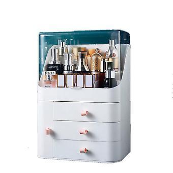 Make-up Organizer Box + Schmuck Organizer + Lippenstift Organizer, kosmetische Aufbewahrungshalter