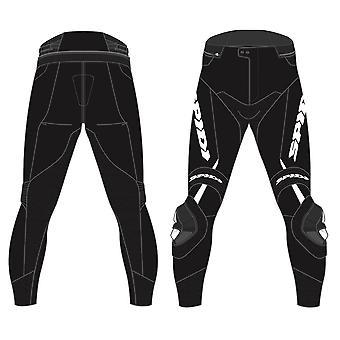 Spidi GB RR Pro 2 CE Short Pants Black/White [SD]