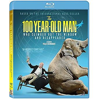 100 Year-Old Man Who Climbed Out the Window & [Blu-ray] USA import