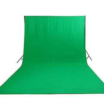 בד מסך ירוק מתקפל 3x10 מטר