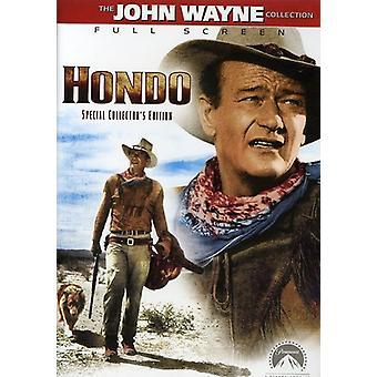 John Wayne - importazione USA Hondo [DVD]
