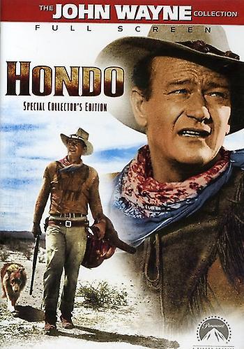 John Wayne - Hondo [DVD] USA import