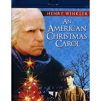 American Christmas Carol [BLU-RAY] USA import