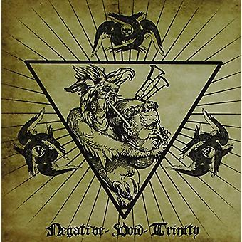 Septuagint - Negative Void Trinity [CD] USA import