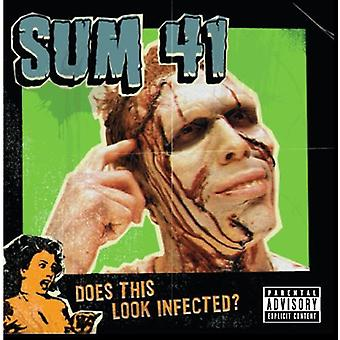 Sum 41 - Does ce regard infecté ? [CD] USA import