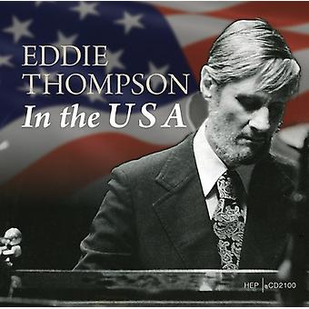 Eddie Thompson - In the Usa [CD] USA import