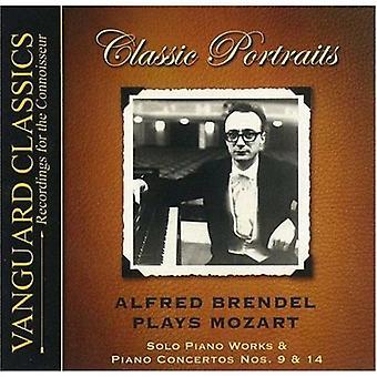 Alfred Brendel - importation USA Alfred Brendel joue Mozart [CD]