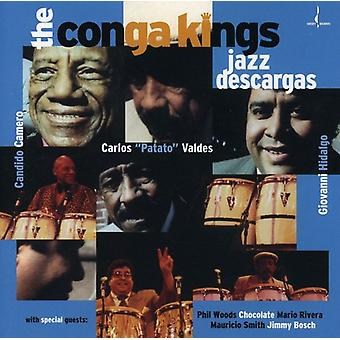 Conga Kings - Jazz Descargas [CD] USA import