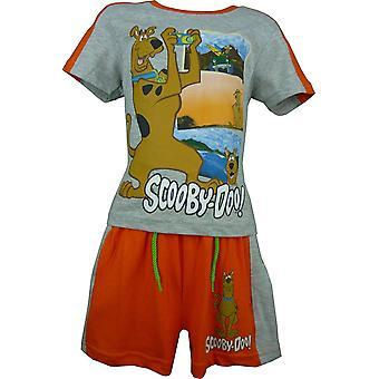 Jongens Scooby Doo 2 delige Set T-Shirt & broek OE1417