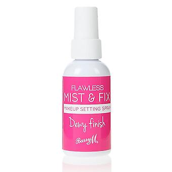 Barry M Mist & Fix Makeup Setting Spray - Dewy