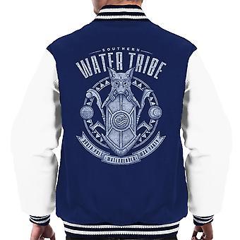 Water Is Benevolent Avatar The Last Airbender Men's Varsity Jacket