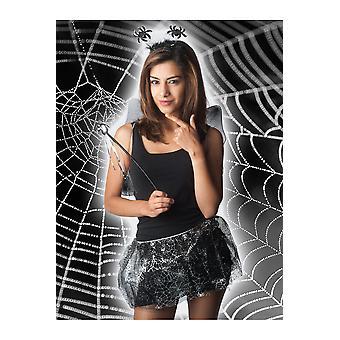 Halloween et horreur filles Halloween enfants mis: jupe, ailes, harnais