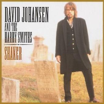 David Johansen & Harry Smiths - Shaker [CD] USA import