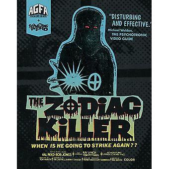 Zodiac Killer [Blu-ray] USA import
