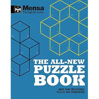Mensa The AllNew Puzzle Book by Mensa