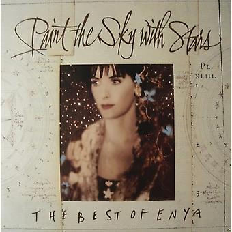 Enya Paint the Sky With Stars Poster