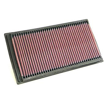 K&N 33-2255 High Performance Replacement Air Filter