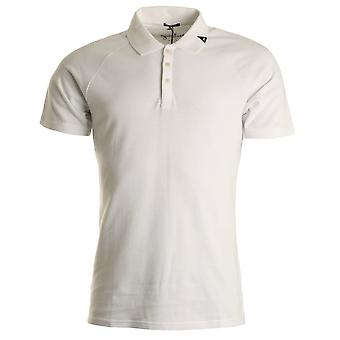 Denham Joey Raglan Sleeve Polo Top