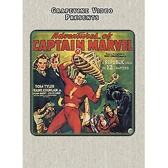 Adventures of Captain Marvel (1941): 12 Chapters [DVD] USA import