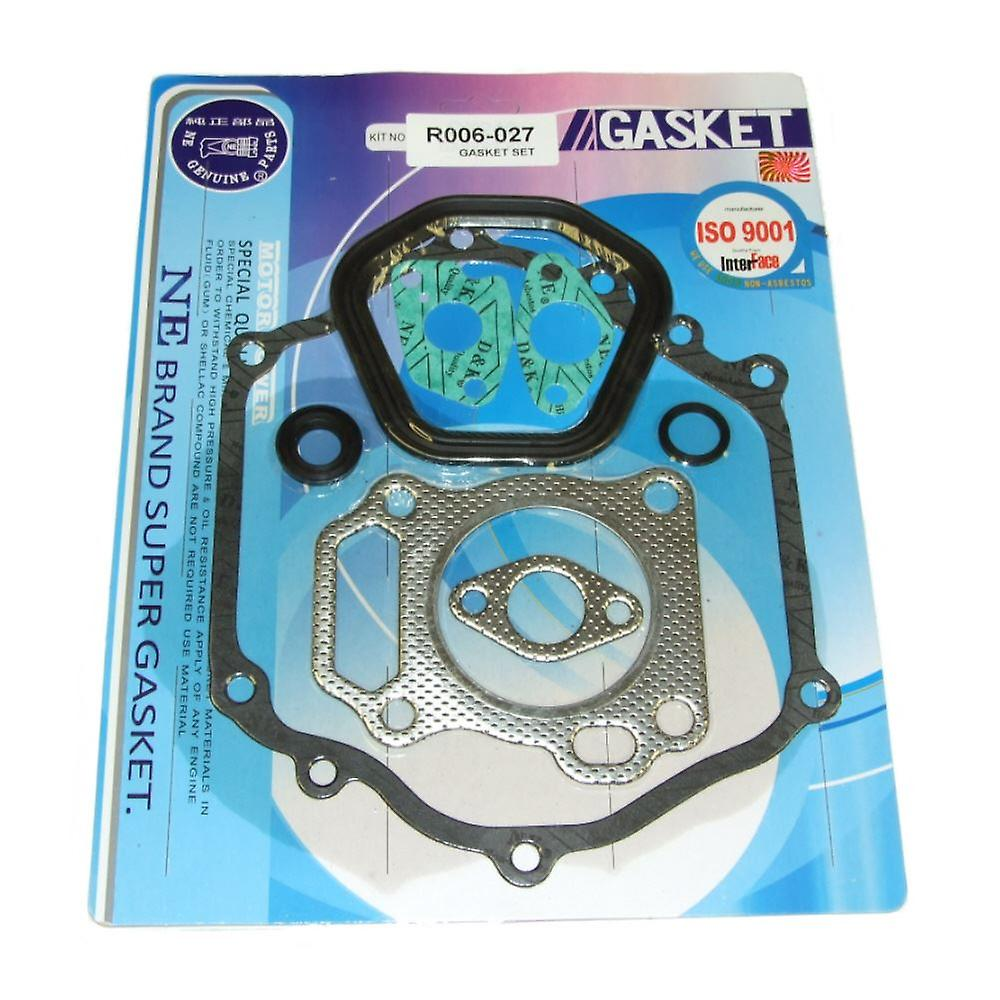 Non Genuine Gasket Set With Seal Compatible With Honda GX240 Engine