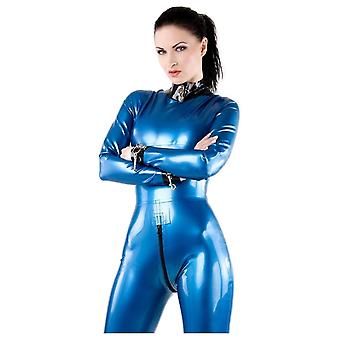Westward Bound Tiziana Latex Rubber Catsuit.