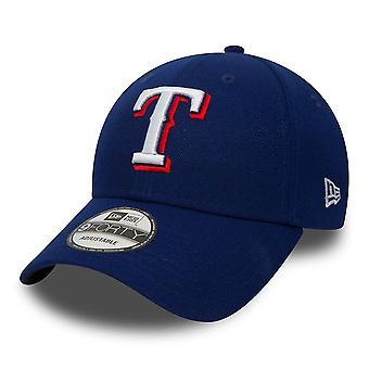 New era 9Forty reglabil curba cap ~ Texas Rangers