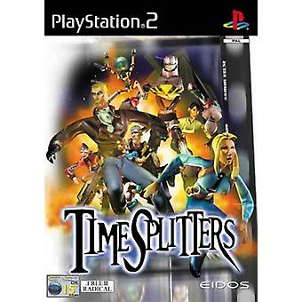 Timesplitters (PS2) - New Factory Sealed