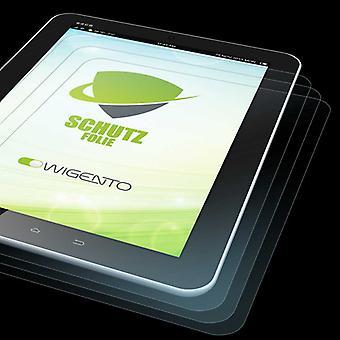 3 x screen protector for Samsung Galaxy tab S4 10.5 T830 T835 HD LCD protection film + polishing cloth