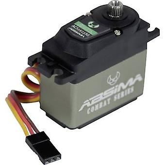 Absima Standard servo ACS1623SG Digital servo Connector systemet JR