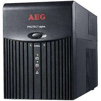 AEG Power Solutions PROTECT alpha 1200 UPS 1200 VA