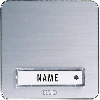 m-e modern-electronics 41080 Wireless door bell Transmitter