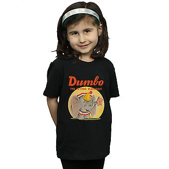 Disney flickor Dumbo flygande elefant T-Shirt