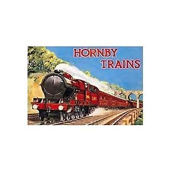 Hornby junat teräksen merkki