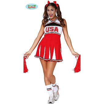Seksikäs cheerleader puku hyvät Carnival Carnival urheilu jalkapallo tanssija