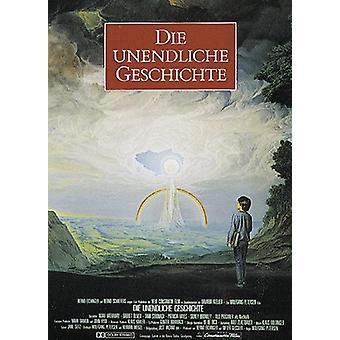 De neverending story affichejongen permanent (Duits - regelmatige)