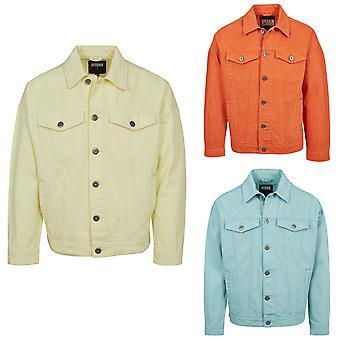 Tinte de ropa oversize clásicos urbanos hombres chaqueta