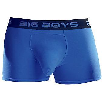Big Boys Boxer Briefs - Royal Blue