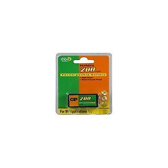 GP Akkus NiMH200 Batterie 9V 8 4V