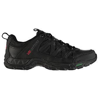 Karrimor Herre topmødet læder Walking snøre polstret ankel krave udendørs sko