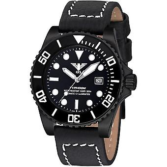 KHS heren horloge KHS. TYBSA. LBB Automatic, duiker horloge