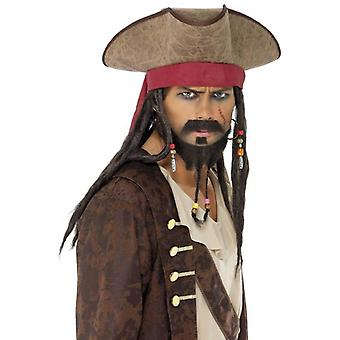 قبعة القراصنة، وحجم واحد