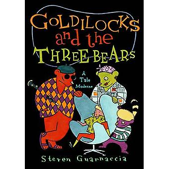Goldilocks and the Three Bears - A Tale Moderne by Steven Guarnaccia -