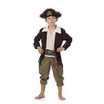 Pirata Jack hombre niño traje traje de pirata niños corsario