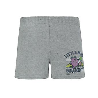 Junk Food Little Miss Naughty Women's Shorts Grey
