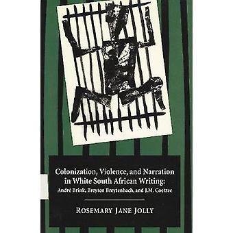 Kolonisatie - schending en gesproken tekst wit Zuid-Afrikaanse schriftelijk