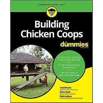 Bygga kyckling Coops For Dummies genom att bygga kyckling Coops för Dumm