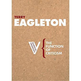 Funksjonen kritikk av Terry Eagleton - 9781844670550 bok
