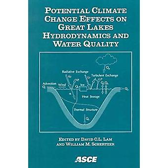 Potential Climate Change Effects on Great Lakes Hydrodynamics and Wat