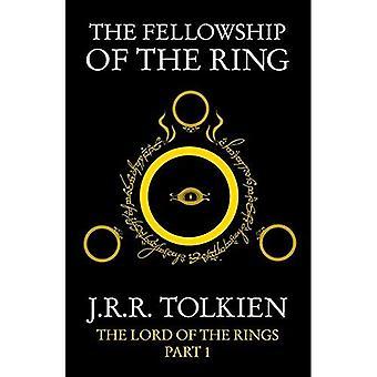 A sociedade do anel: sociedade do anel a Vol. 1