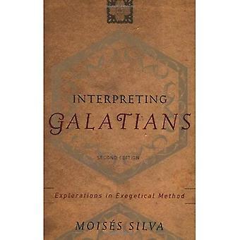 Dolmetschen Galater: Erkundungen in exegetische Methode